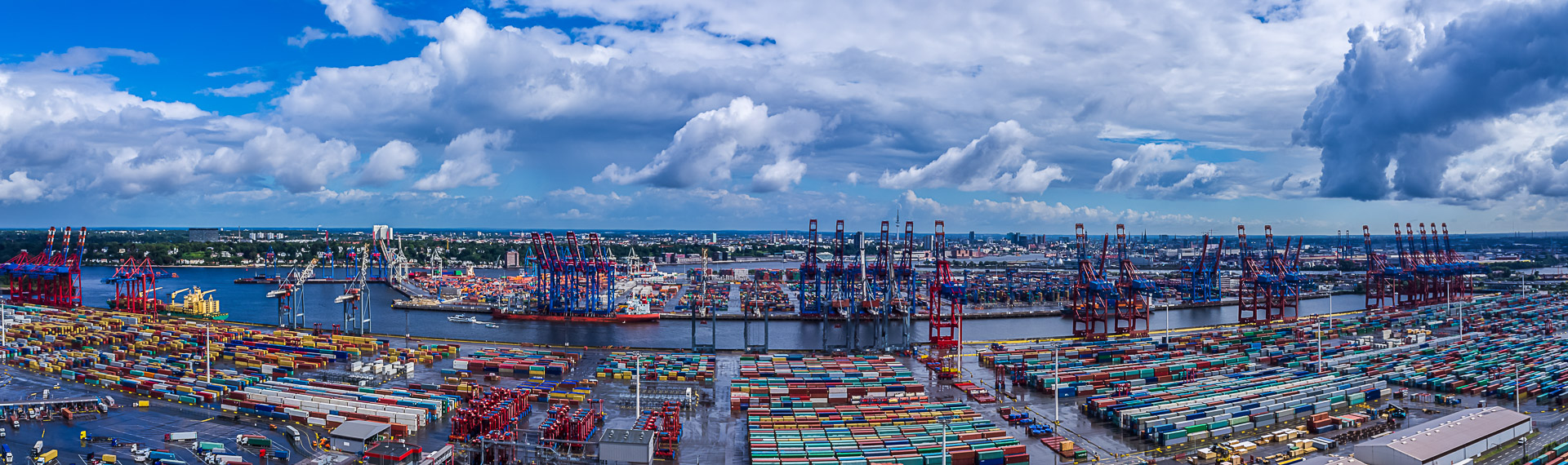 Hamburg Panorama