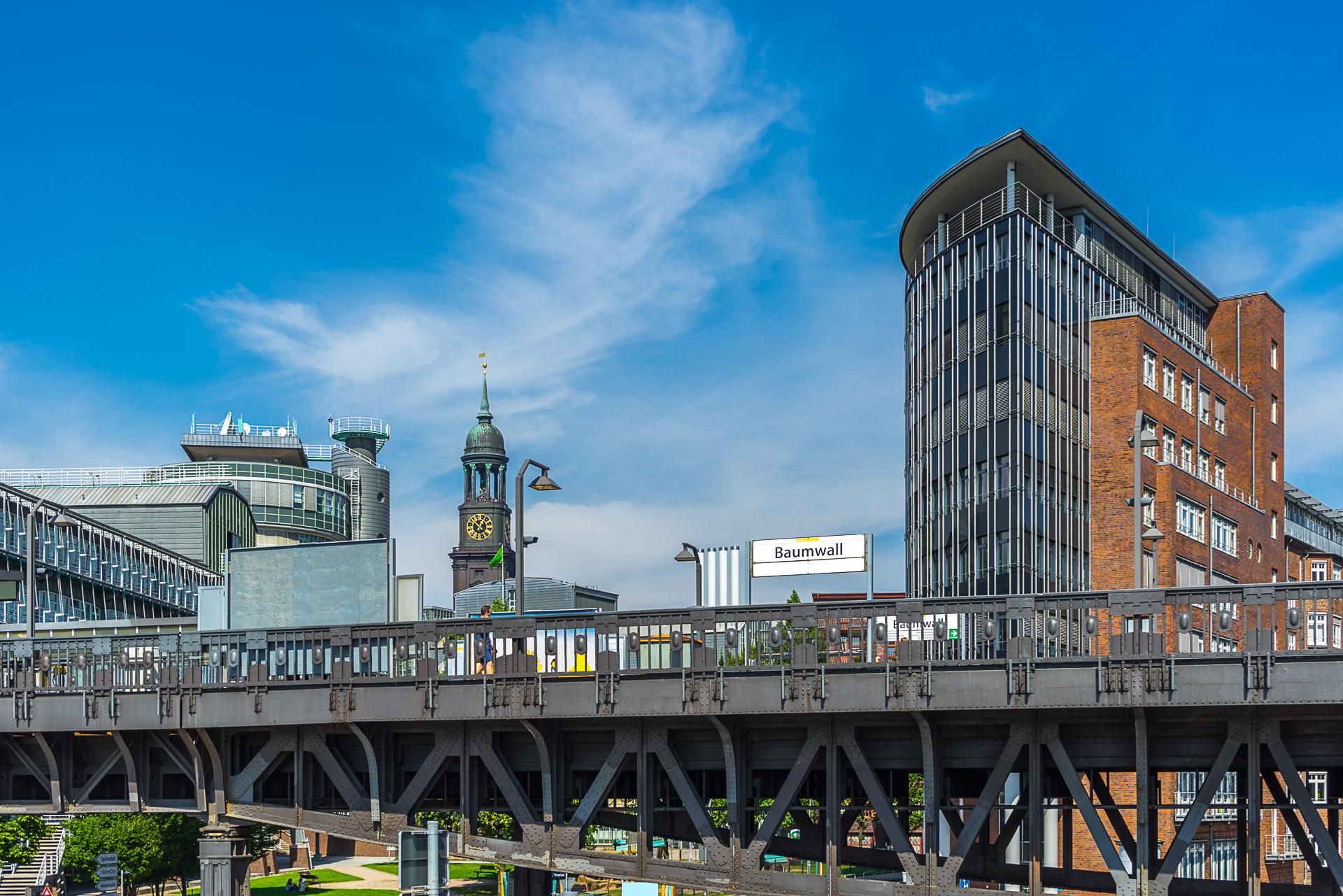 Hamburg Baumwall