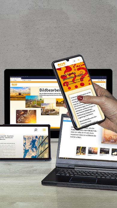 Webdesign in Perfektion für Dich!